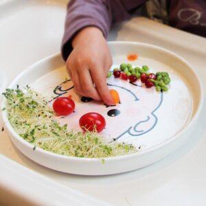 Trucurile părinților pentru o alimentație sănătoasă
